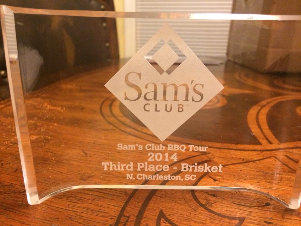 Sam's Club BBQ Tour 2014